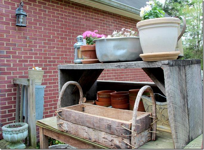 potting bench 2