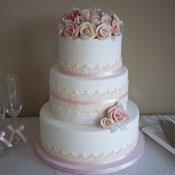 NCACS Wedding Cake
