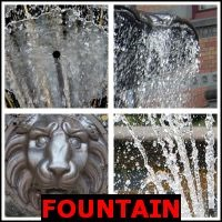 FOUNTAIN- Whats The Word Answers