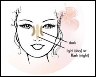 maquillaje-nariz-trucos-afinar