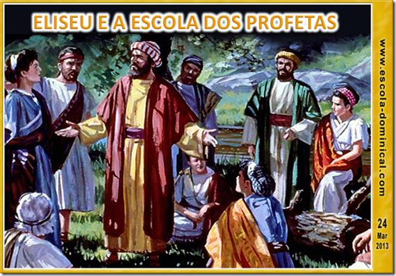 eliseu e a escola dos profetas (1)