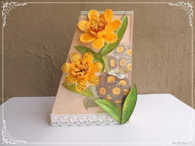 Paper Daffodils 1