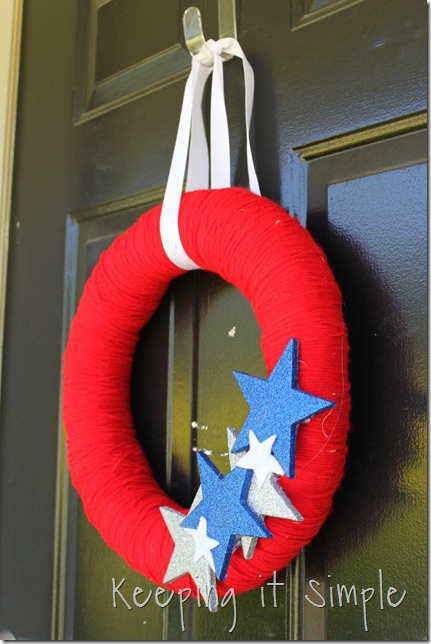 4th of july wreath (8)