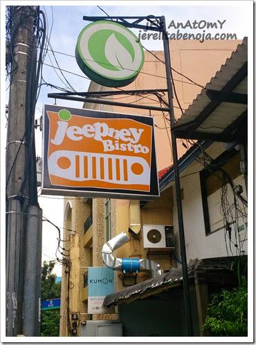 Jeepney Bistro Katipunan