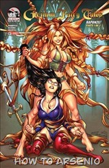 P00015 - Grimm Fairy Tales #89 (20