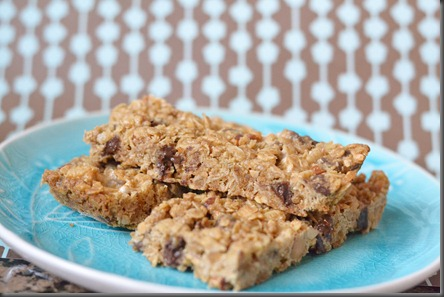 I was noticing that the kids wanted to eat a granola kafe almost every single day Homemade Chewy Granola Bars