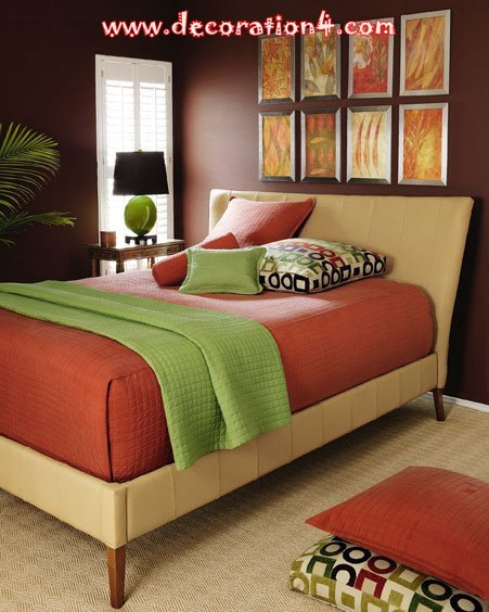 Relaxing Bedroom Designs 2013 - Models for an Urban Bedroom Style 2013