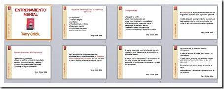 """""""Entrenamiento Mental"""" de Terry Orlick también para pádel. Resúmen descargable en pdf."""