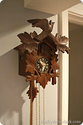 lucerne cuckoo clock