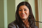 Atossa Soltani, Amazon Watch Founder and Executive Director. 