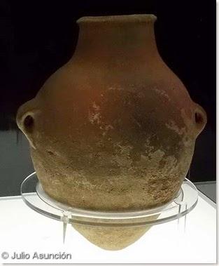 Cántaro neolítico de la Cova d´En Pardo - MARQ