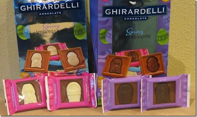 Ghirardelli Spring Impressions
