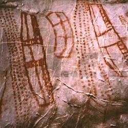15 - Signos masculinos y femeninos de la cueva del Castillo (Cantabria)