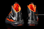 nike lebron 10 gs black history month 1 13 Release Reminder: Nike LeBron X Black History Month