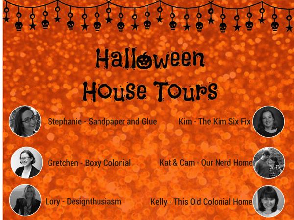 Halloween House Tour Image