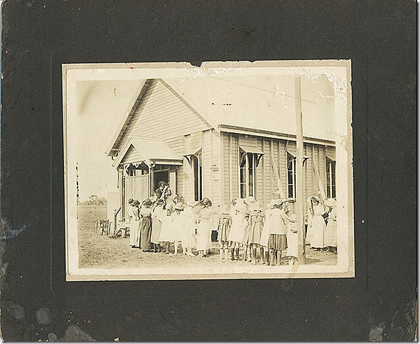 wedding outside holy redeemer church 1910 1920s