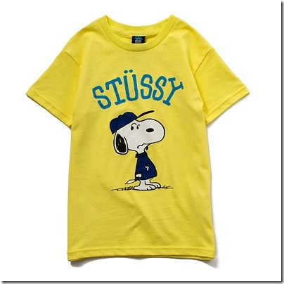 Stussy × Kids Peanuts # 1 Judge Tee ¥ 4,410 04
