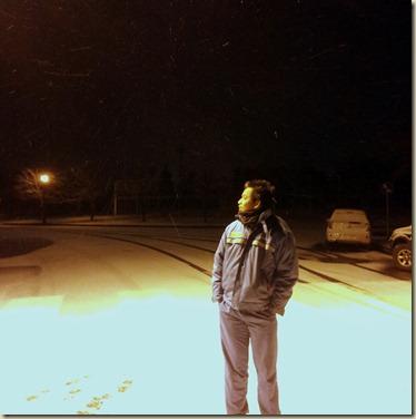Snow in Gwangyang 2