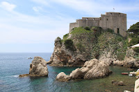 Dubrovnik inlet Photo