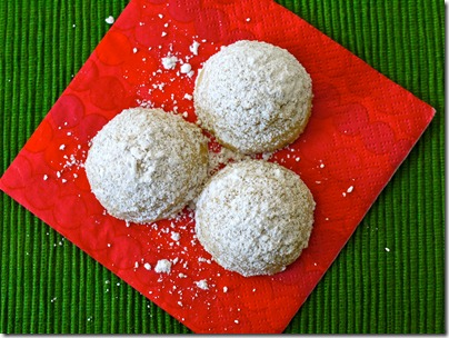 Holiday Snowballs