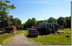 Artillery Ridge CG site 432