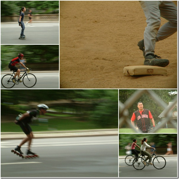 baseball-biking-rollerbladong-central-park