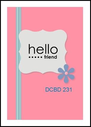 DCBD 231, DCBD31, Sharon Field, Flores Suaves, Design Team, Celebrando Creatividad, Double Loop Bow, Retired List, Retired Accessories, Last Chance List, Blogger Tips, Design Team, Captcha, Divas, Diva Coffee Break Designs Team
