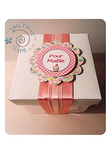 Cupcake Maelie 3