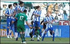 Real Betis–Deportivo La Coruña