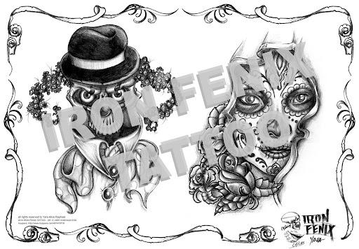 Iron Fenix Tattoo