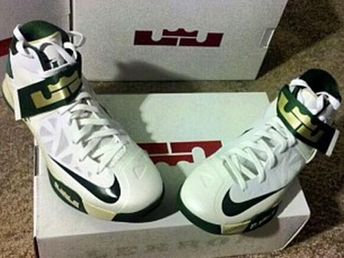 Nike Zoom LeBron Soldier VI Version No 5 8211 Home Alternate PE