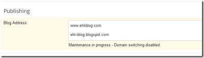 blogger-domain-problem