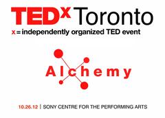 TEDxToronto 2012: Alchemy