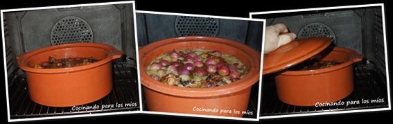 Ver POllo de corral con uvas1