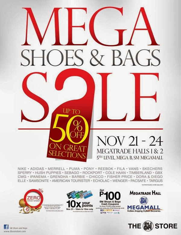 EDnything_SM Mega Shoes & Bags Sale
