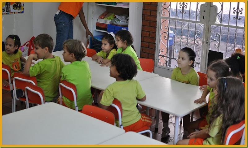 Infantil 4 Tarde - Paulo