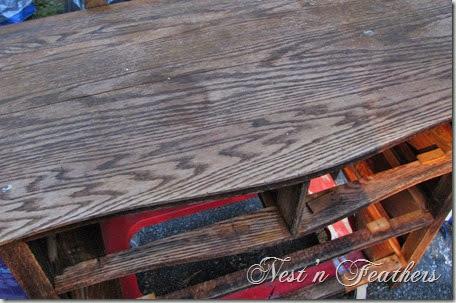 10 Oak dresser BEF