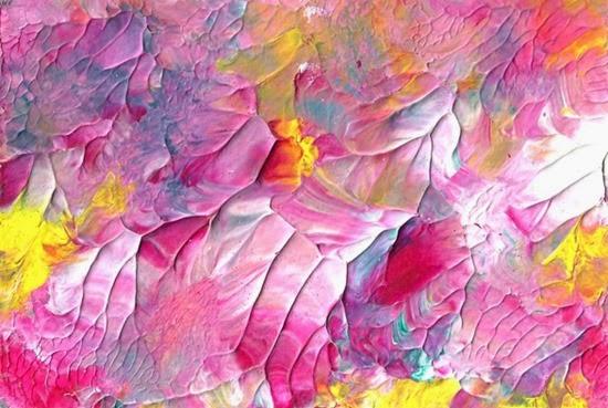 Bubble Gum painting