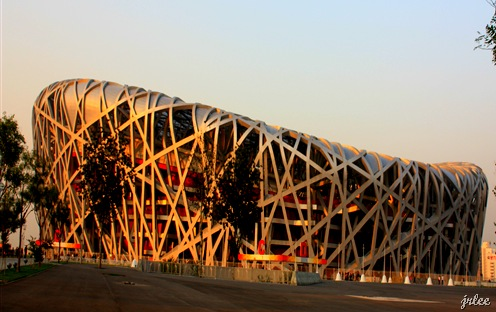 bird's nest @beijing