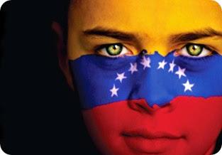 Venezuela - rosto pintado
