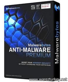 Malwarebytes Anti-Malware Premium 2.1.6.1022 Türkçe Full