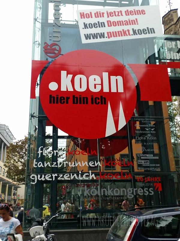 Glücksmoment der Woche - Hallo, Köln