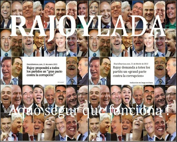 Umor Rajoy 2014