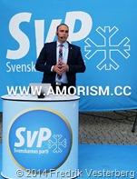 bm-image-797735 Svenskarnas Parti partiledare Stefan Jacobsson