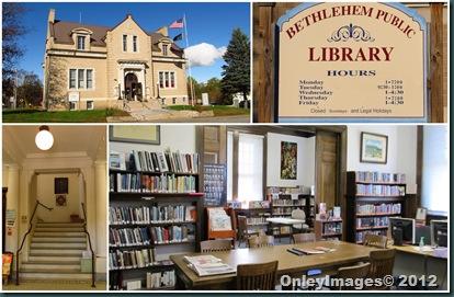 Bethlehem NH Library