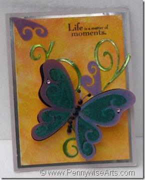 carole butterfly