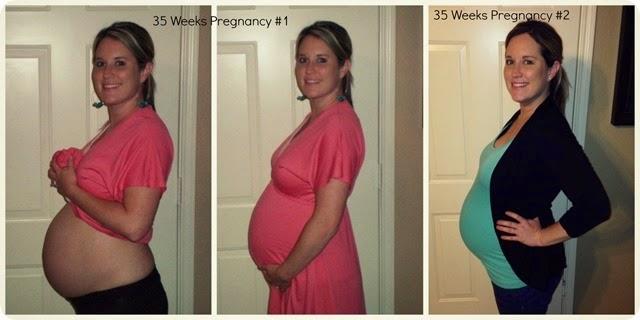 35 weeks 2 pregnancies