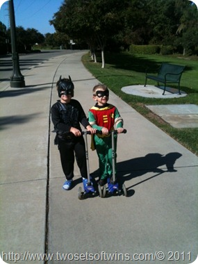 Batman&amp;Robin