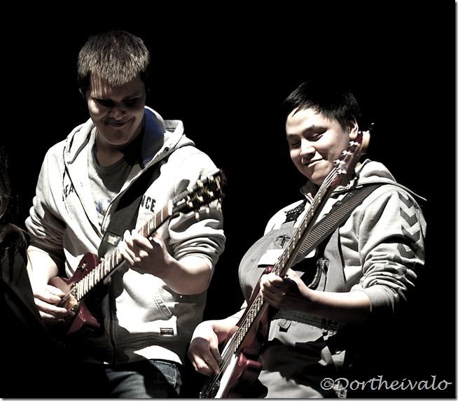 guitarister