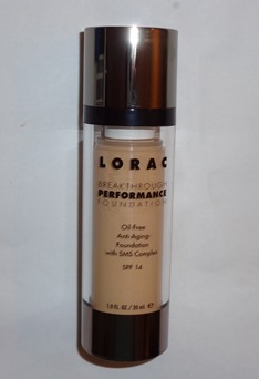 LORAC Breakthrough Performance Foundation